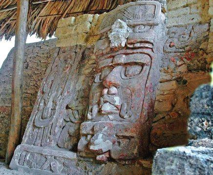 Resultado de imagen para kohunlich mayan ruins