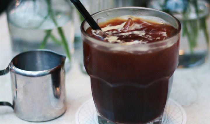 Jajan beken - olivier ice coffee