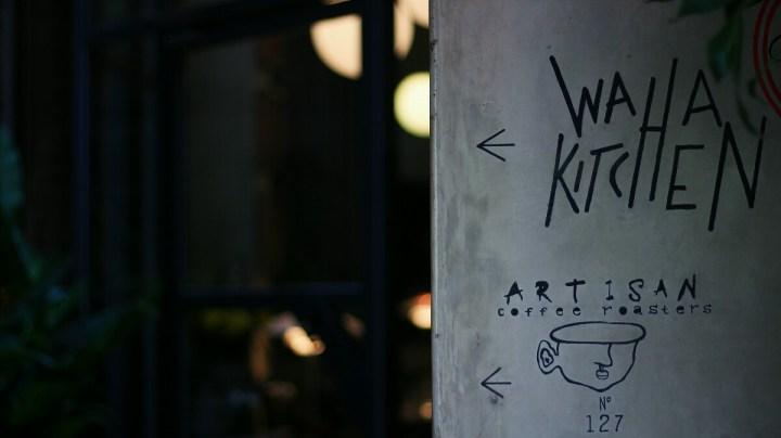 jajanbeken waha kitchen kosenda hotel