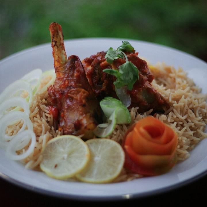 jajanbeken arabian restaurant jakarta nasi briyani