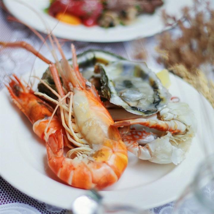 jajanbeken seafood rosso restaurant menu shangri la hotel jakarta
