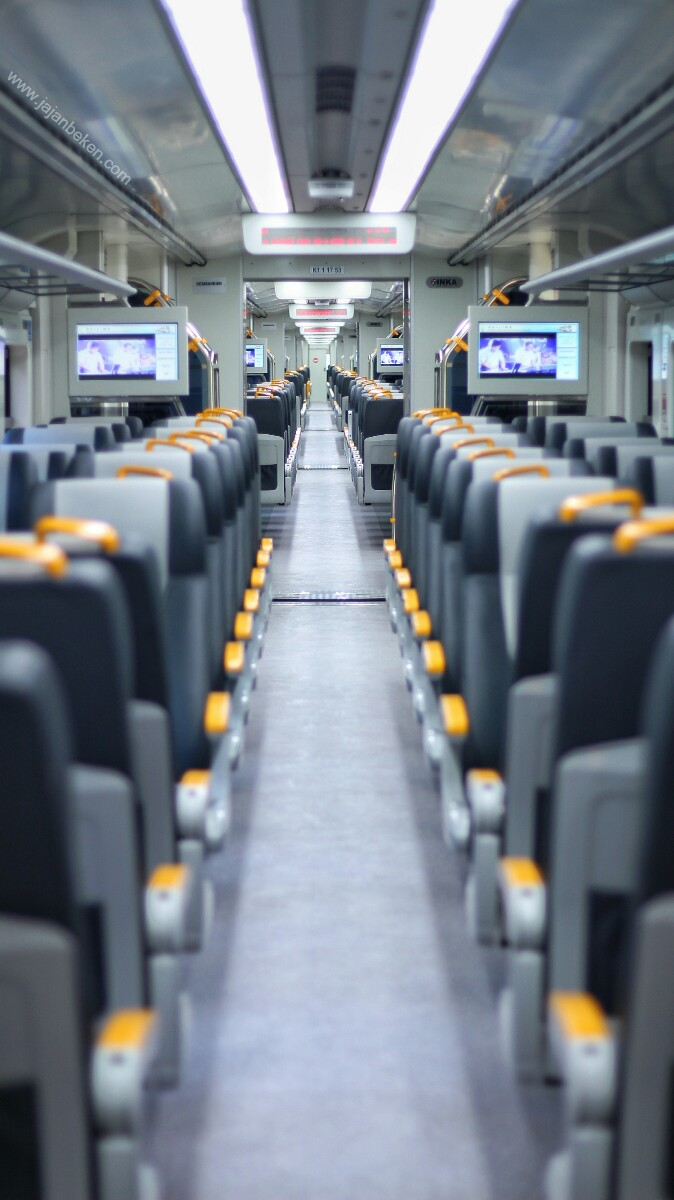 Jajanbeken tiket online kereta bandara