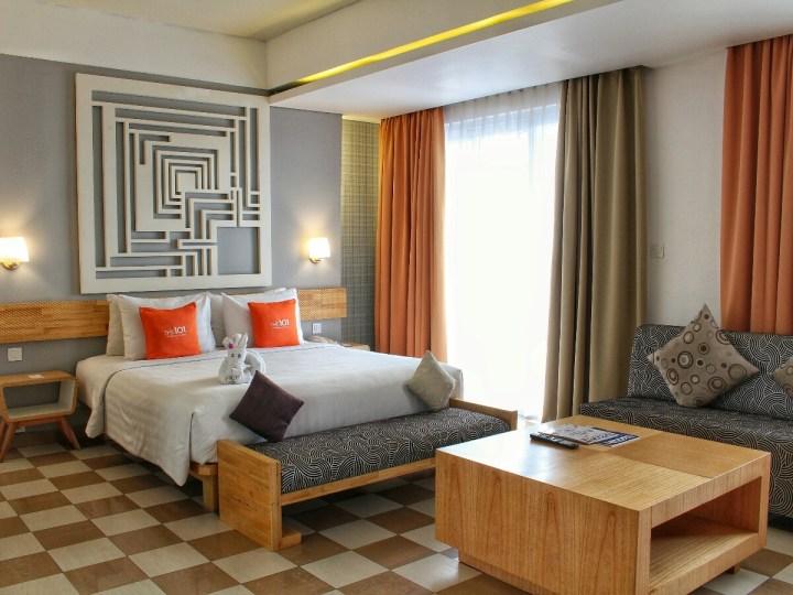 jajanbeken hotel 101 bogor near tugu kujang bogor
