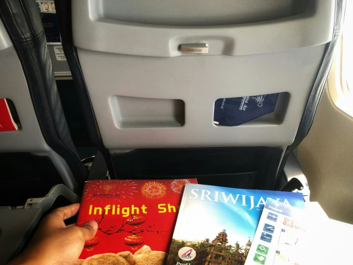 jajanbeken sriwijaya air economy class