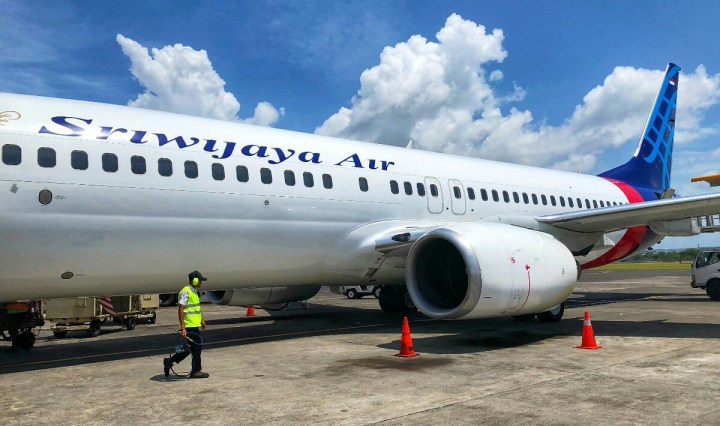 jajanbeken sriwijaya air review