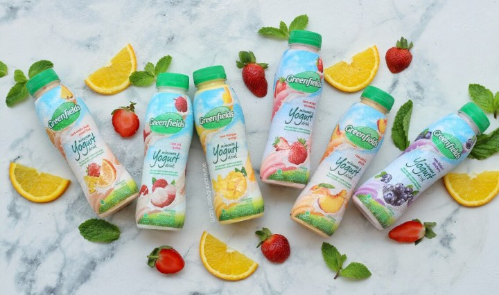 jajanbeken greenfields yogurt drink harga