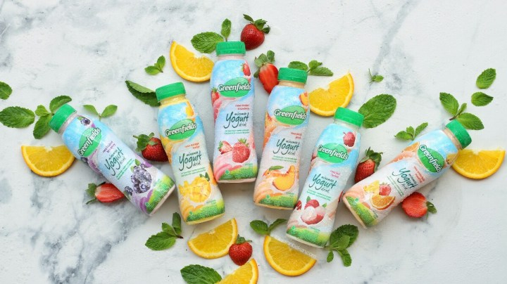 jajanbeken greenfields yogurt drink kreasi resep yogurt