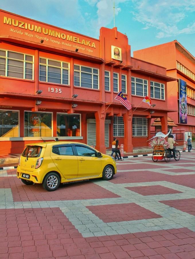 jajanbeken malaysia transportation guide