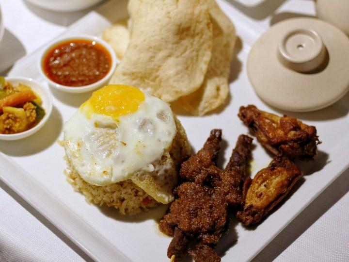 jajanbeken four seasons singapore restaurant