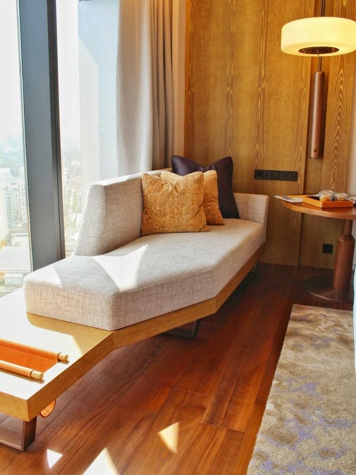 jajanbeken singapore hotel reviewer