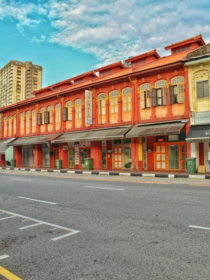 jajanbeken low budget vacation in singapore