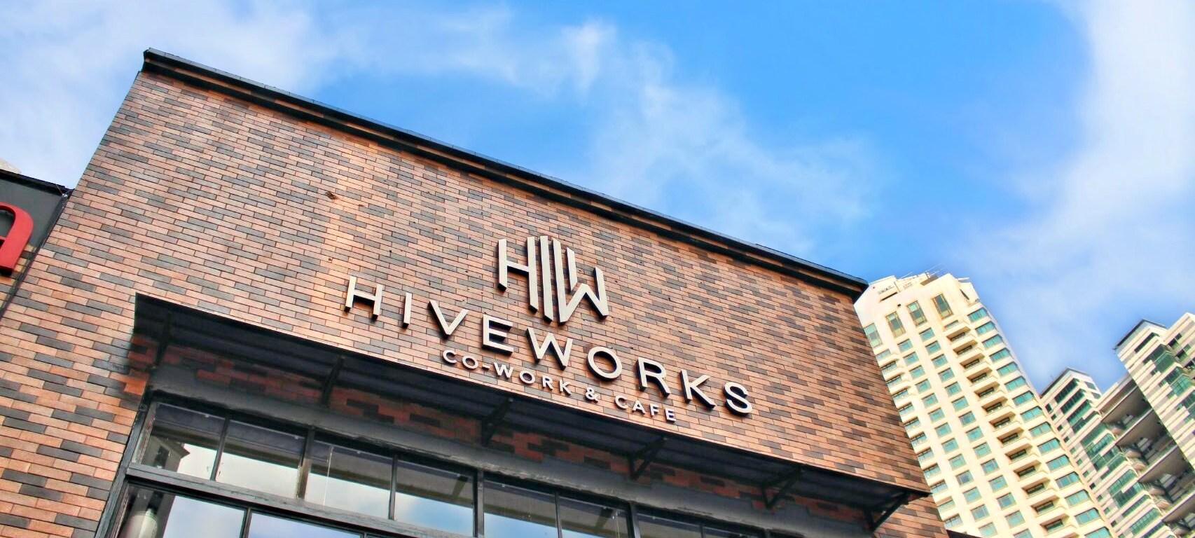 Hiveworks Coffeeshop jakarta