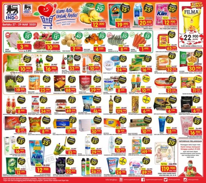 supermarket delivery jakarta