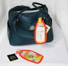 Luggage/purse tags.