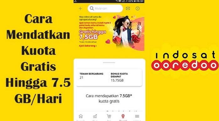 Kode Mgm Indosat Kode Pulsa Gratis Indosat 2020 Ini Dia Kode Unik Mgm Indosat Terbaru 2020 Cara Mendapatkan Kuota Gratis Indosat Londa Garst