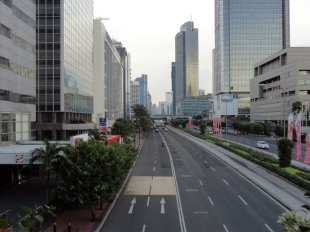 jakarta Sepi, Jakarta Traveller.