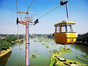 Taman Mini Indoensisa Indah, Jakarta Traveller