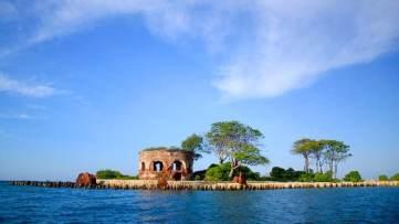 Pulau Kelor Jakarta kepul
