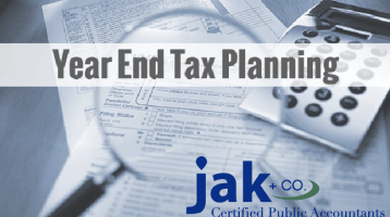 5 Year-End Planning Moves to Minimize Your Corporate Tax Burden