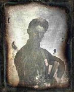 Egressy Gábor(?): Petőfi Sándor portréja (1844 v. 1845)