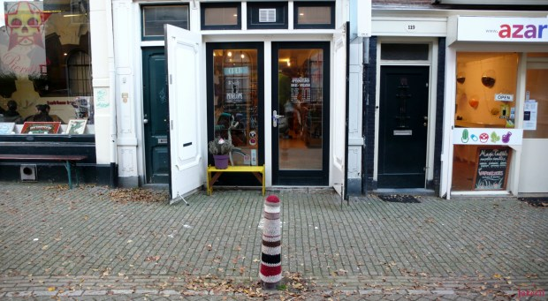 Boutiques de tricot Amsterdam - Penelope Craft - Jakecii