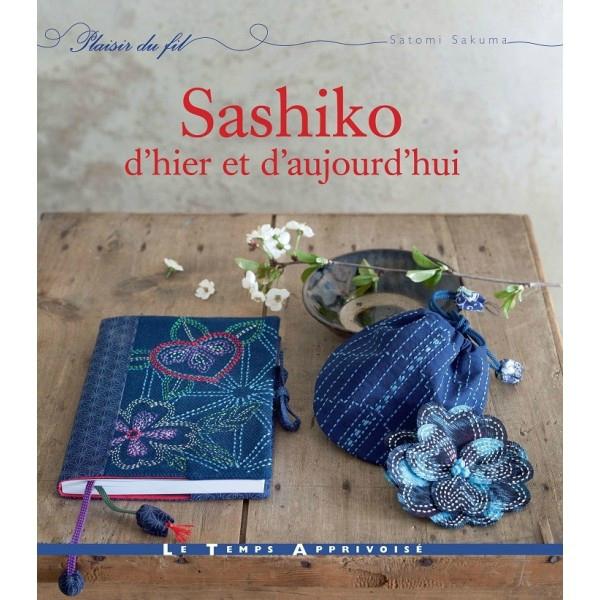Jakecii Furoshiki - Livre sashiko d'hier et d'aujourdhui