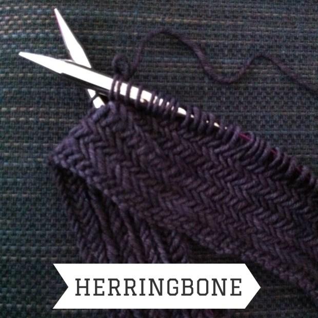 Menknitters - Herrigbone Cowl - Jakecii Instagram