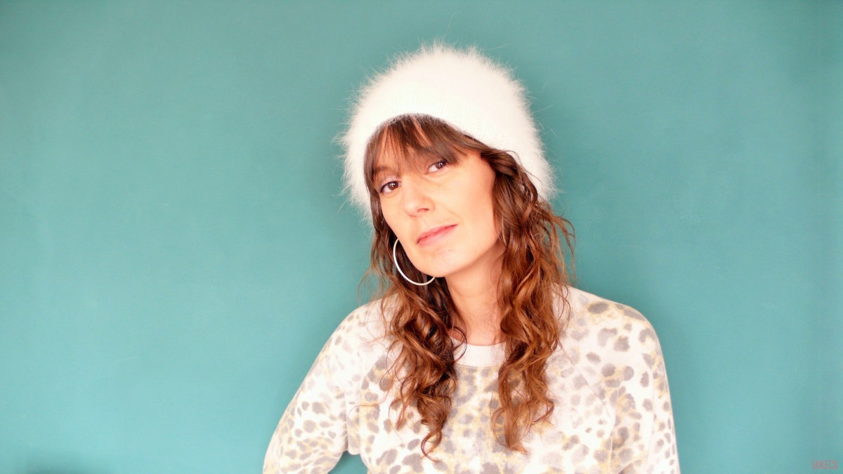 Le bonnet angora du kit So Chic Woolkiss