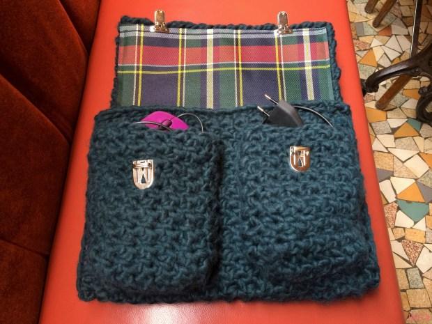 Chouette Kit 14 - Grande Pochette Accessoires - Jakecii
