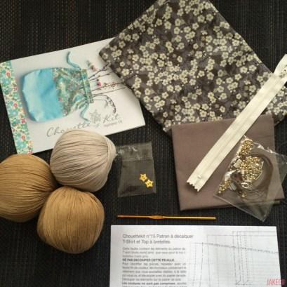 Jakecii - Chouette Kit 15 - Kit