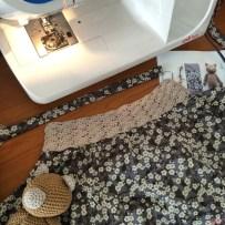 Jakecii - Chouette Kit 15 - Top à bretelles - Couture