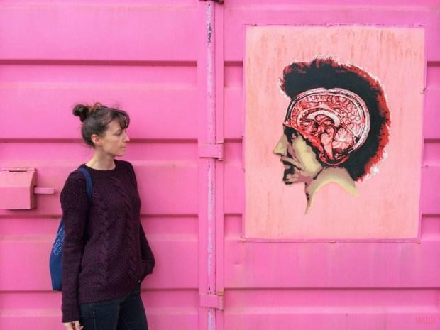 Jakecii Hawser - Devant du pull - La cervelle de la Demeure du Chaos
