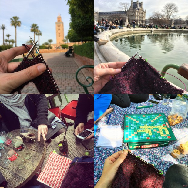 Jakecii Hawser - Voyage du pull sur Instagram