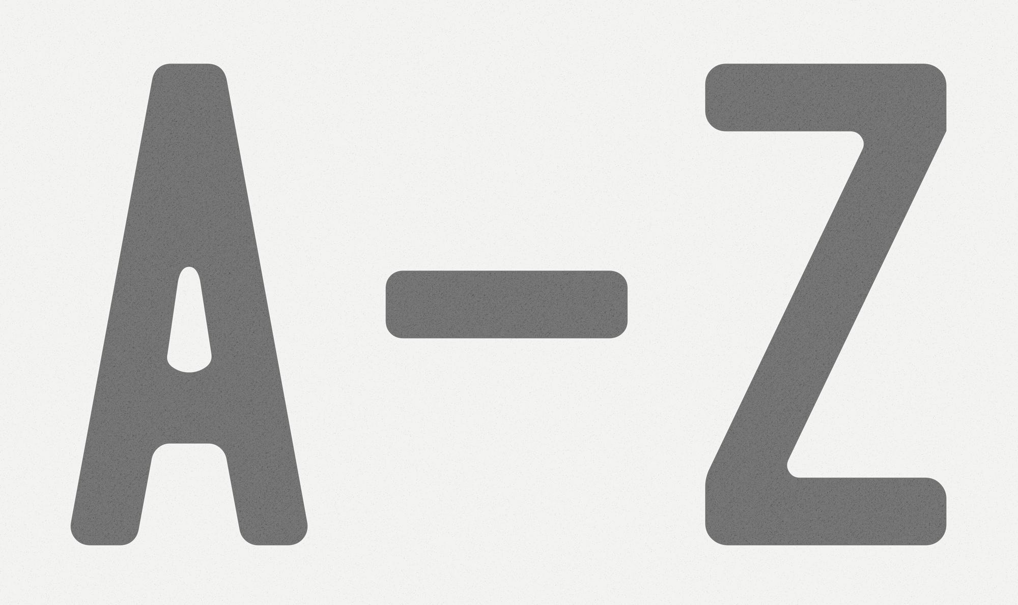 Betelnut  Typeface