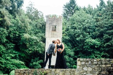 Fonmon Castle Wedding photography-129