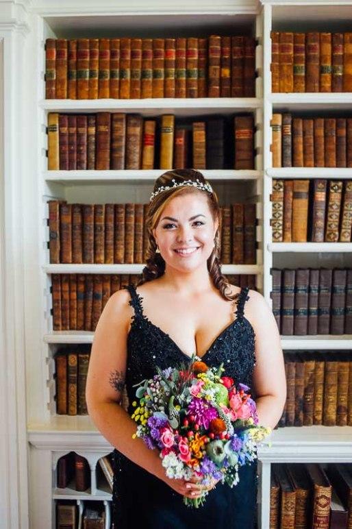 Fonmon Castle Wedding photography-35