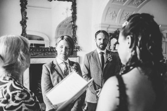Fonmon Castle Wedding photography-61