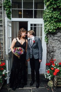 Fonmon Castle Wedding photography-67