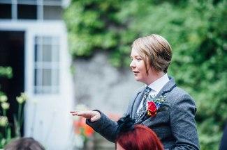 Fonmon Castle Wedding photography-79