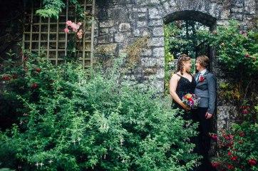Fonmon Castle Wedding photography-99