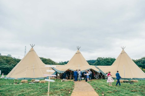 Tipi wedding Cardiff-149