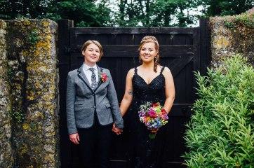 Fonmon Castle Wedding photography-118