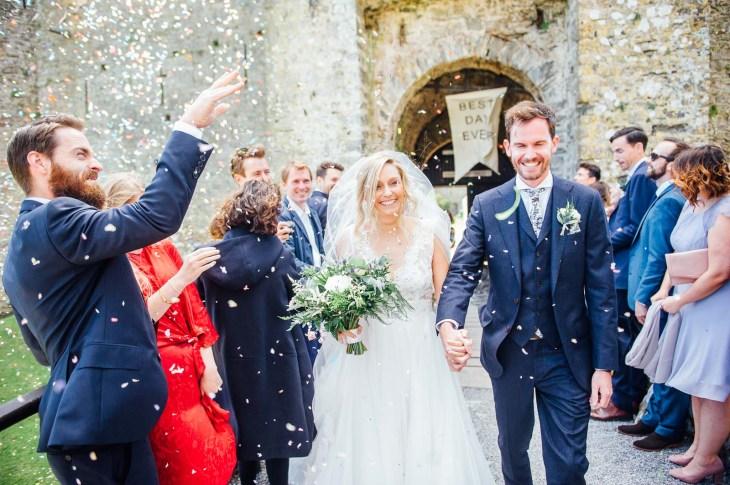 Manobier Castle wedding Photography-165