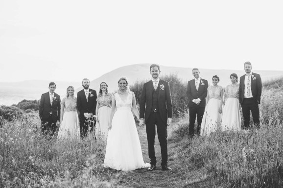 Manobier Castle wedding Photography-270