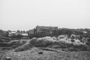 Manobier Castle wedding Photography-5