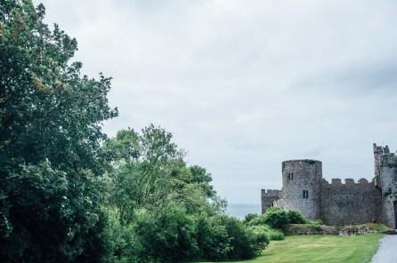 Manobier Castle wedding Photography-54