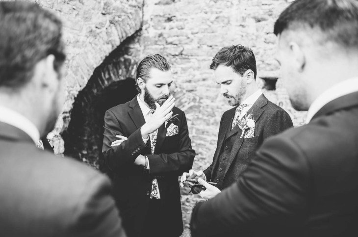 Manobier Castle wedding Photography-94