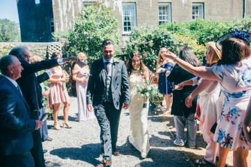fonmon castle wedding photography-94