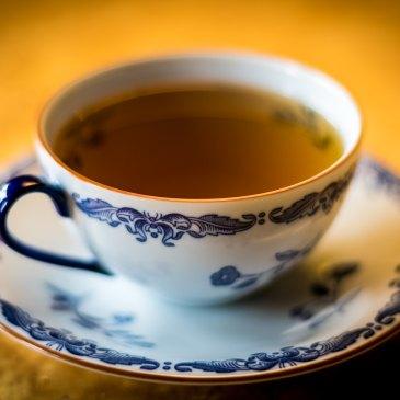 Tea with Jake: Furlough Edition