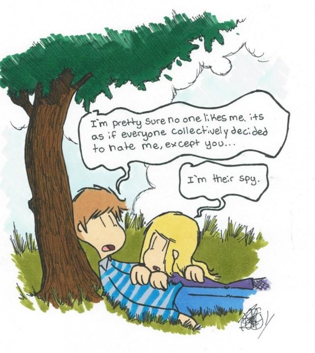 Random Comic #2